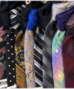 Stacy Adam Custom Neckties